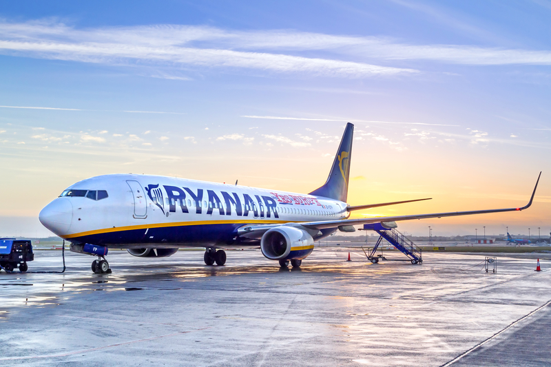 Dublin Airport is a focus city for Ryanair.